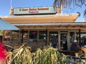 El Charro Mexican Restaurant in Central Valley, California